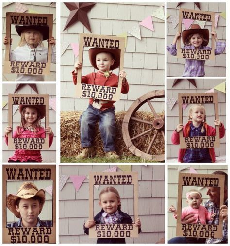 Photo of Saddle Up for a Backyard Western Theme Birthday Party | FYNES DESIGNS