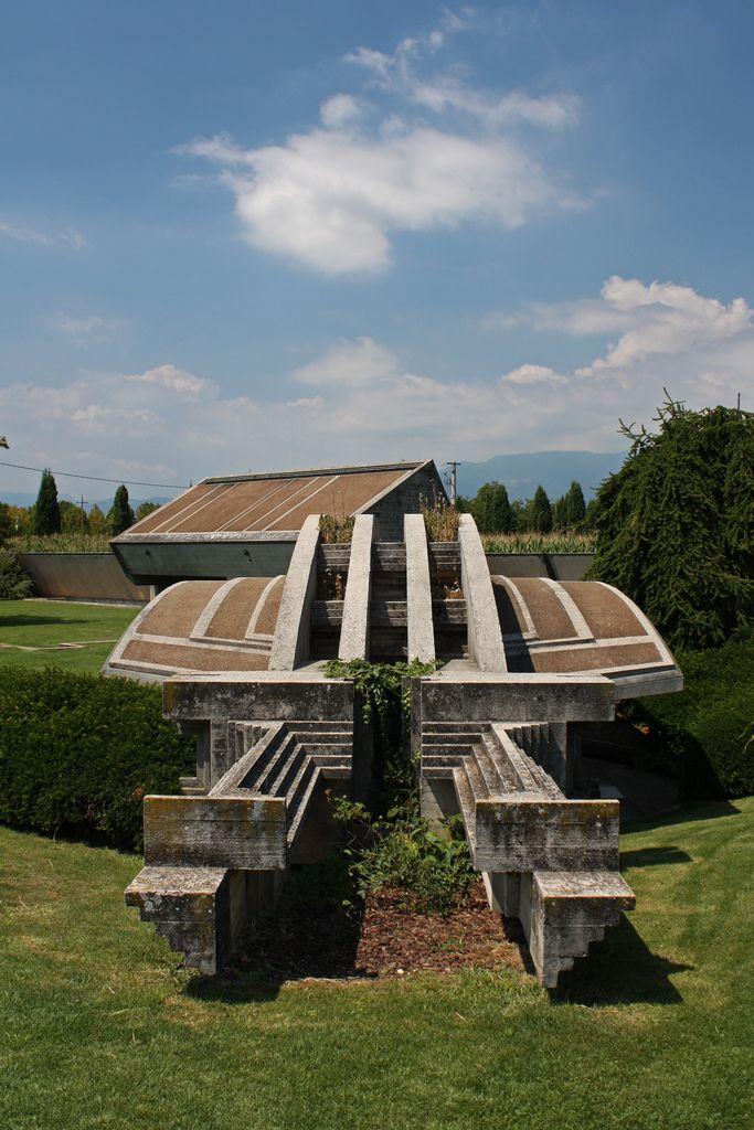 Carlo scarpa the brion tomb carlo scarpa architecture and critical regionalism - Brion design ...