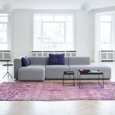 hay design mags sofa steelcut trio 133 - Interior Design Mags