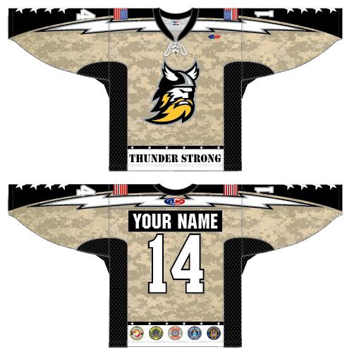 blackhawks military jersey