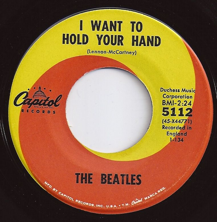 1 On Billboard I Want To Hold Your Hand Beatles Oldies Music Music Memories Beatles Singles