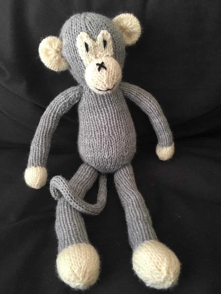 Knit Mikey The Monkey Knitting Pinterest Knitting Knitting