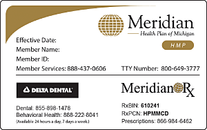 meridian health plan of illinois dental