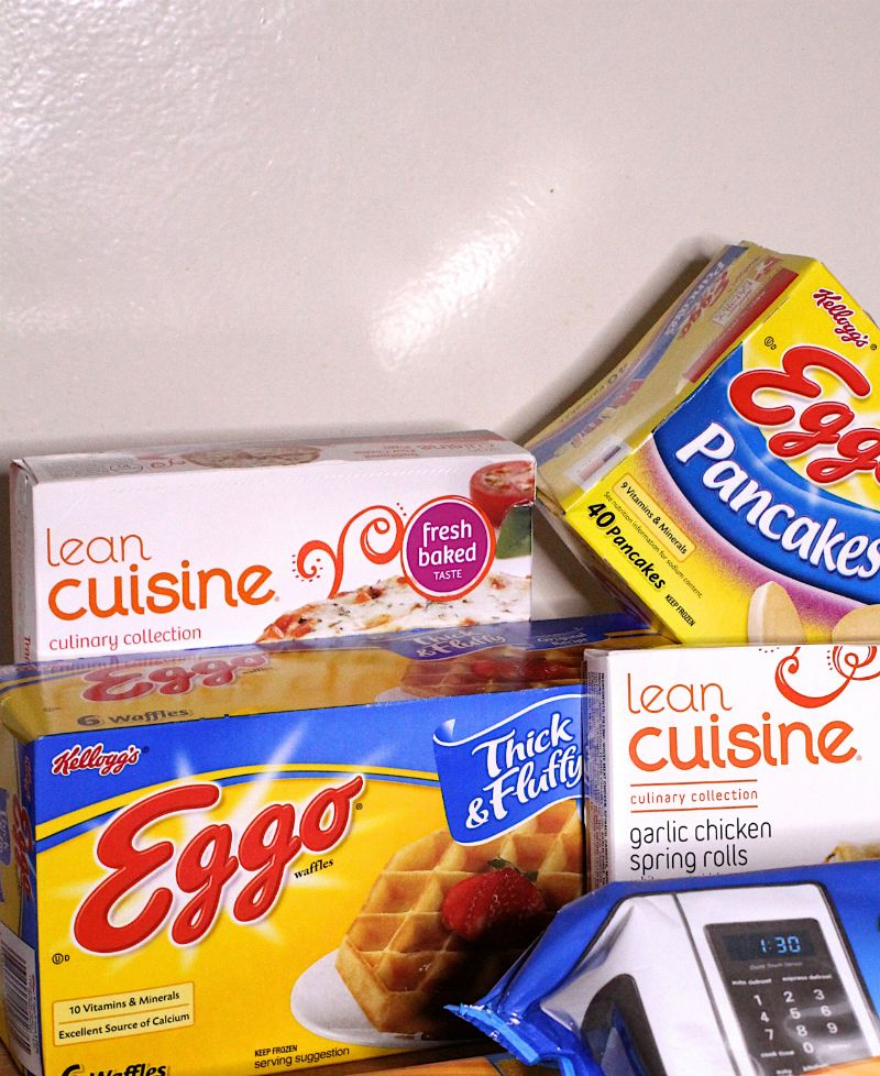 The Fun and Benefits Of Frozen Foods! #AD— The Queen of Swag!