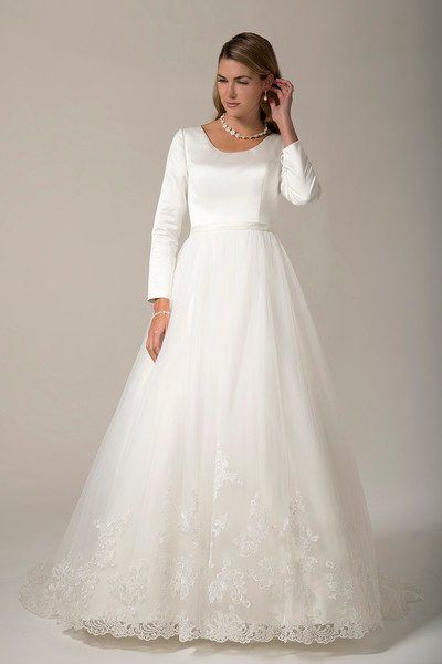 Wedding Dress Photos Wedding Dresses Pictures Modest Bridal
