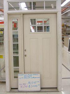 Entry Doors National Millwork Clearance Sales Entry Doors Fiberglass Exterior Doors Doors