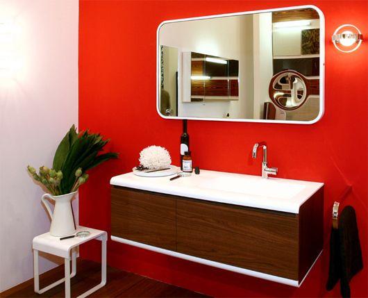 Dale un look moderno y único a tu baño   Colores de casas ...