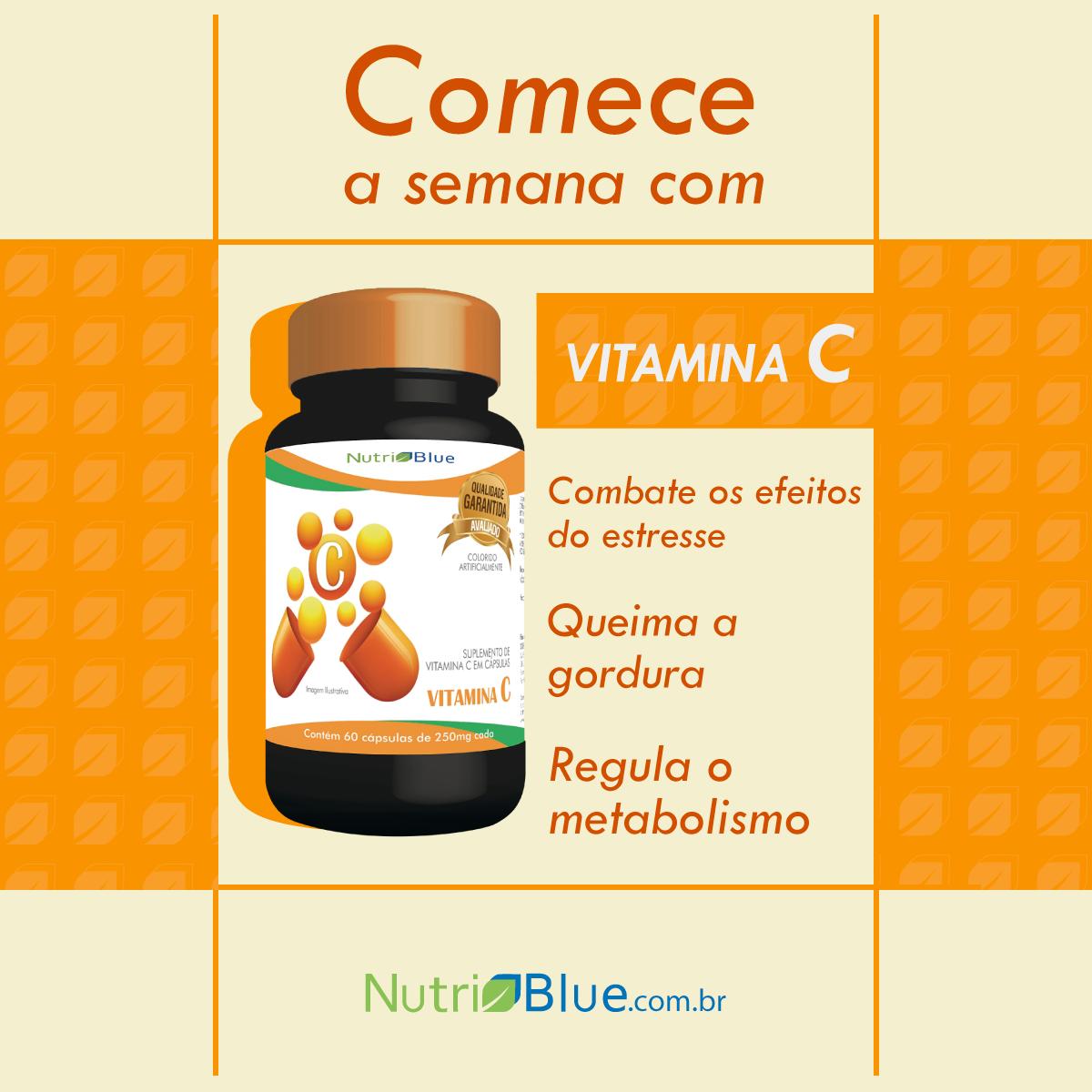 e17021fe0 Comece a semana com a Vitamina C