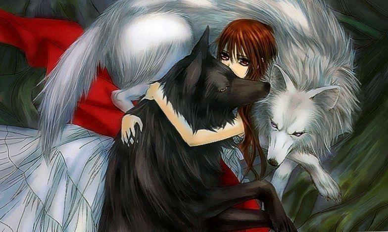 Anime Wolf Girl Wallpapers Anime Wolf Girl Wallpapers Anime Wolf Girl Wolf Girl Anime Wolf