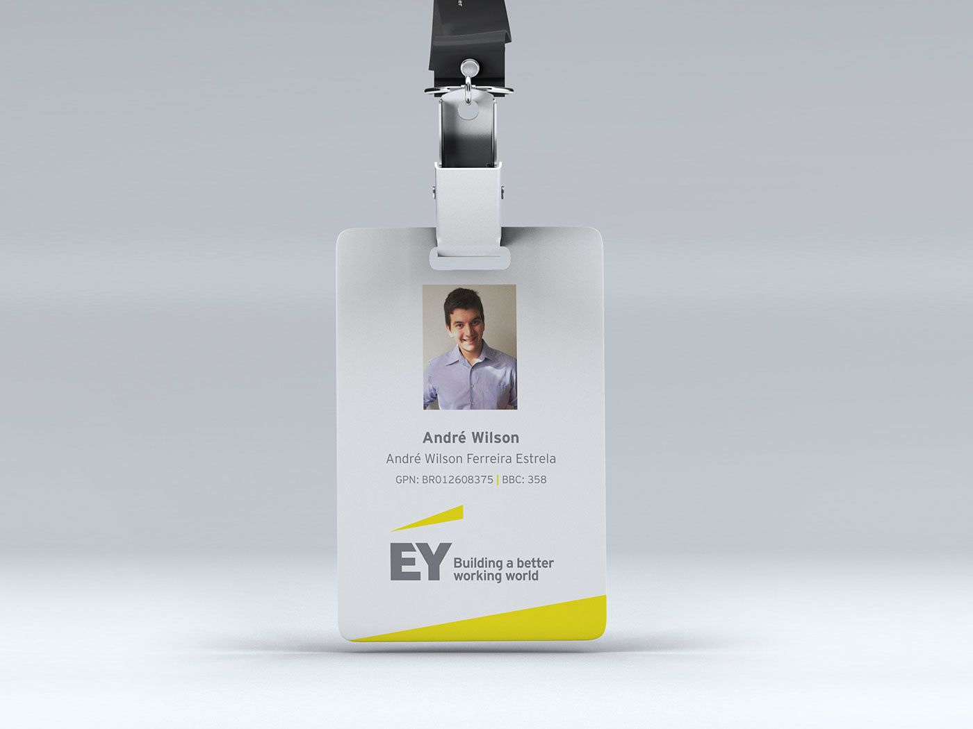 Pin by fajar darmawan on id card | Pinterest | Badges, Behance and ...