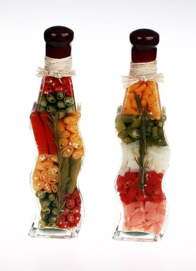 Decorative Bottles With Vegetables In Vinegar Prepossessing Vinegar Bottles Decorative  Google Search  Infused Vinegar Design Decoration