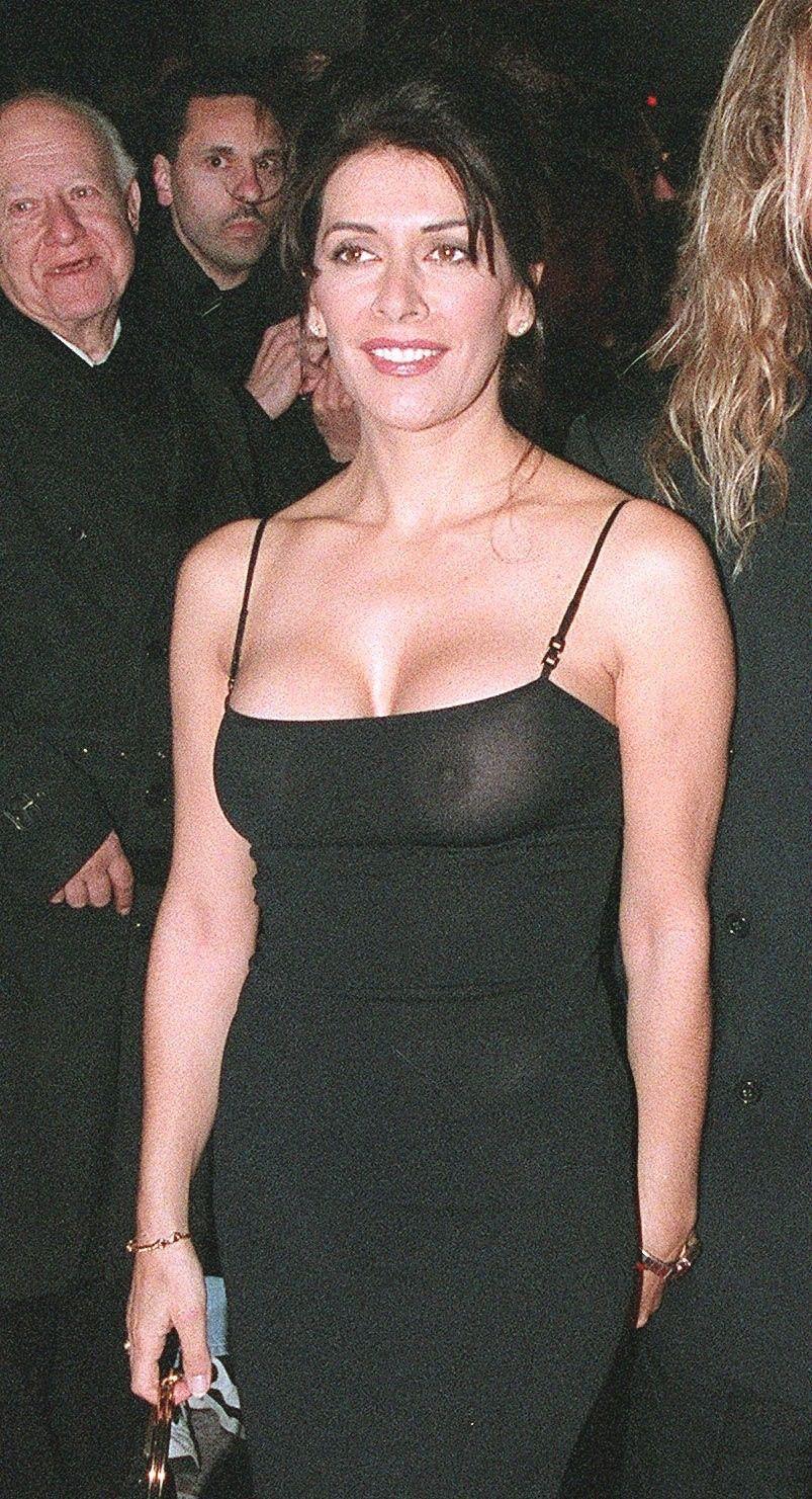cleavage Marina sirtis