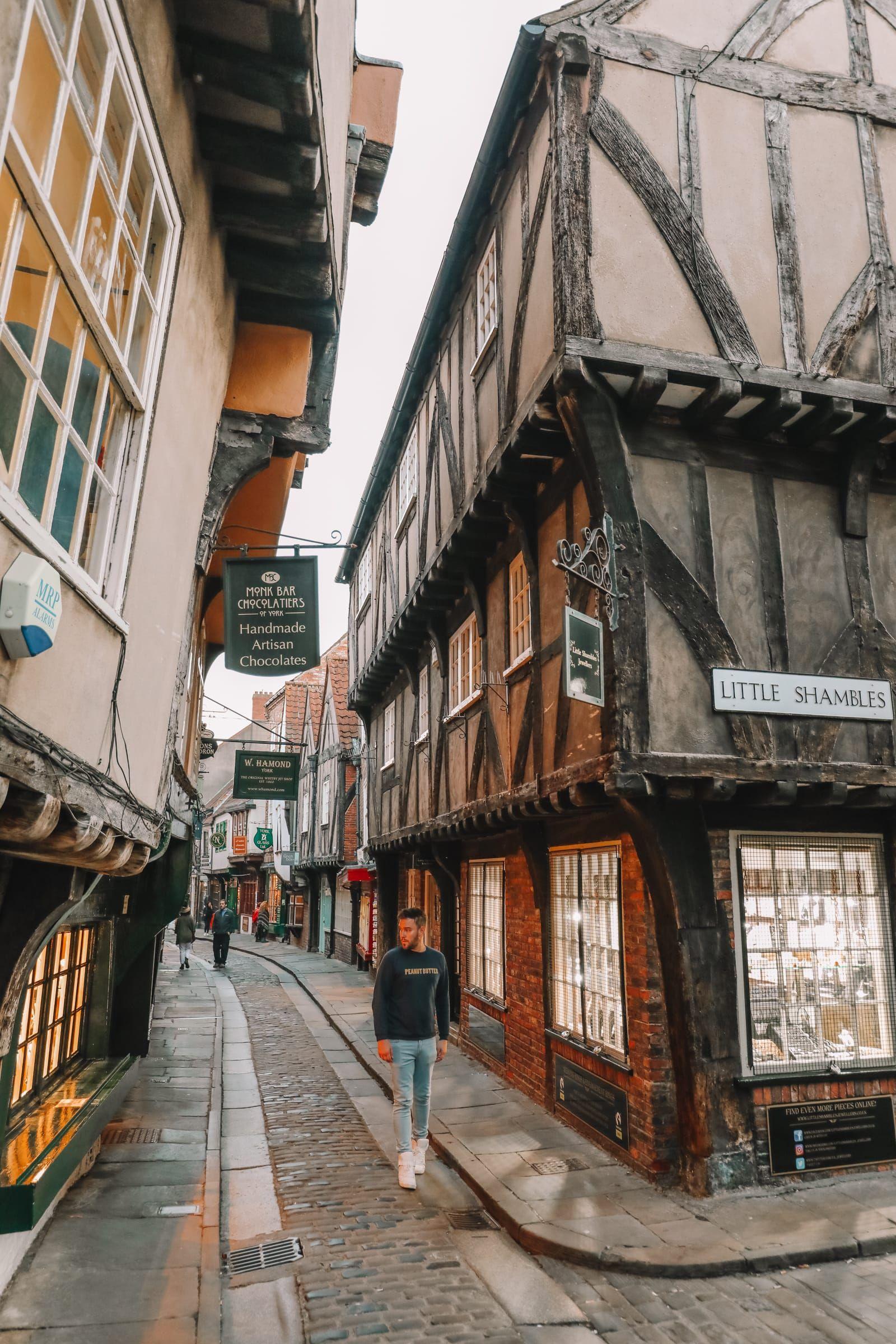 Exploring The Beautiful Ancient City Of York, England