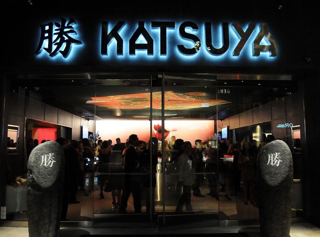 Katsuya Hollywood Google Search Hollywood Restaurants
