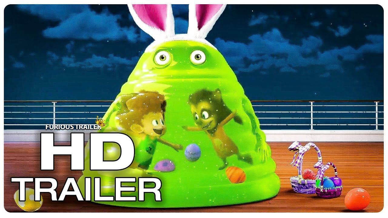 HOTEL TRANSYLVANIA 3 Blobby Eats Dennis Trailer NEW 2018 Animated Movi