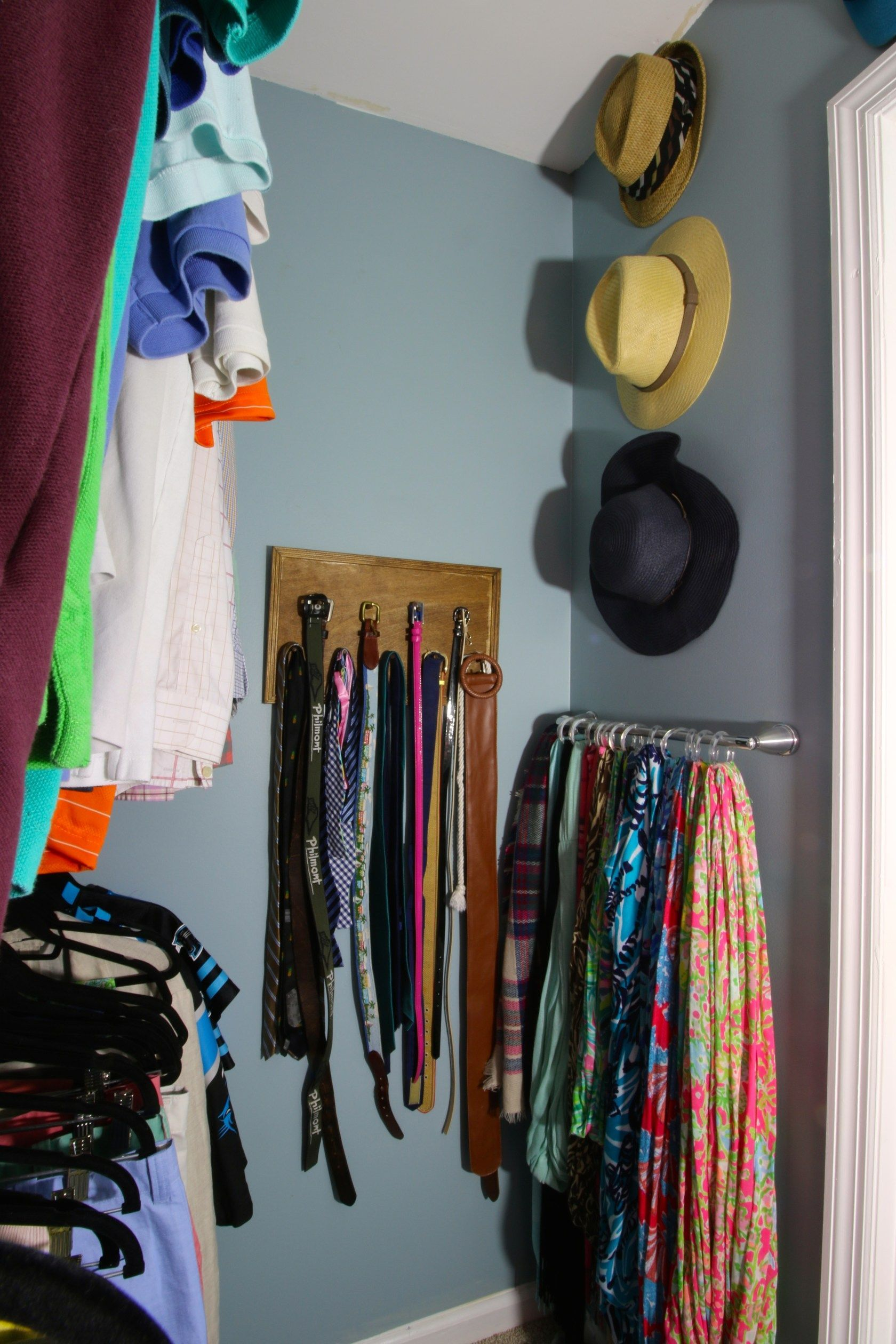 Orc Reveal A Fully Diy Remodeled Walk In Master Closet