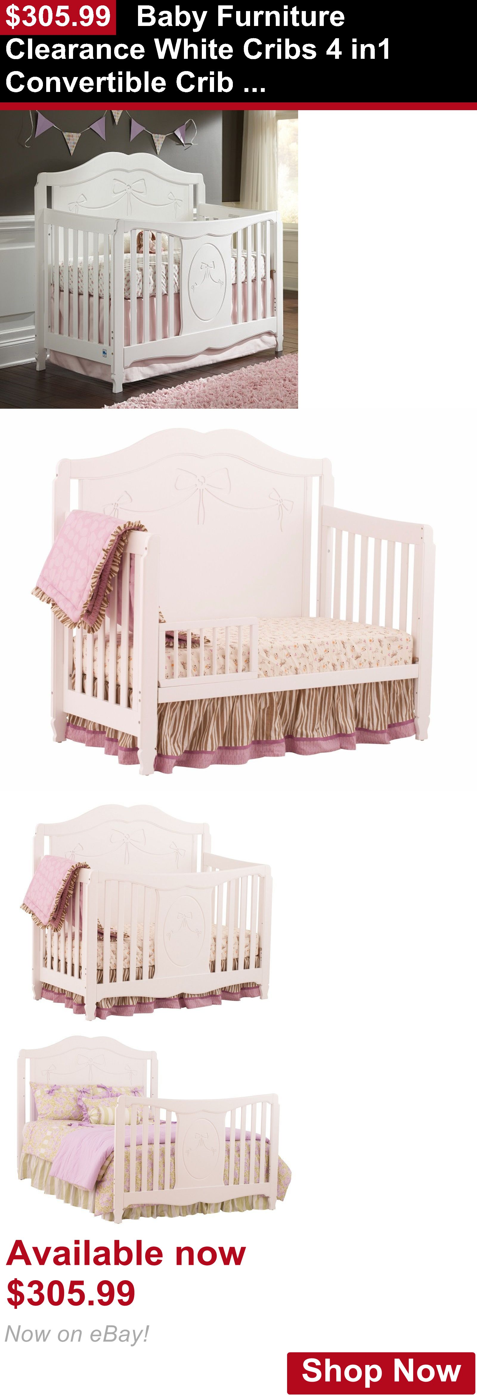 baby co sleepers baby furniture clearance white cribs 4 in1
