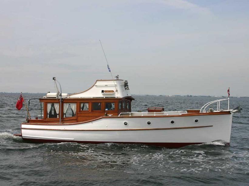 Amanha | Classic Yacht Association