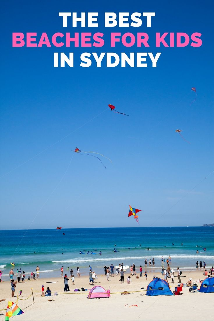 19 Of The Best Beaches For Kids In Sydney - Adventure, baby!