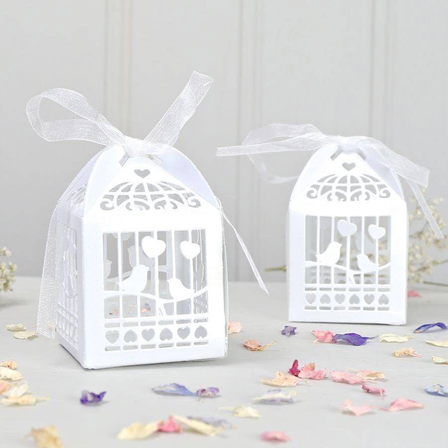 Wedding Favour Boxes: The Best Unique Ideas | Favors, Wedding ...