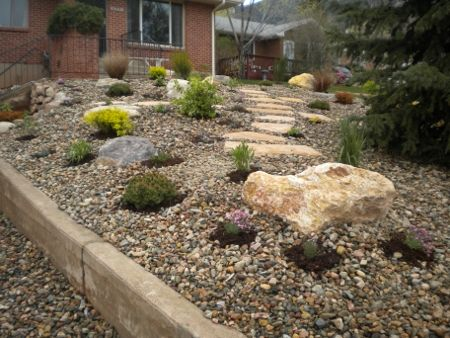 Garden Ideas Colorado xeriscape colorado springs | xeriscape | pinterest | front yards