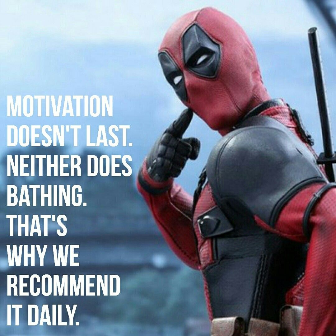 Wittiness means deadpool Superhero quotes, Marvel quotes