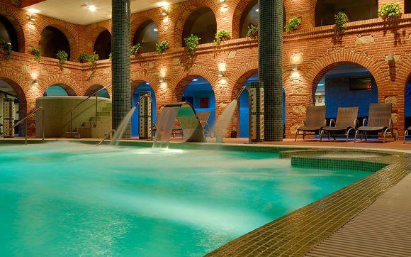 Hotel termal abad a de los templarios la alberca for Hoteles y hostales en la alberca salamanca