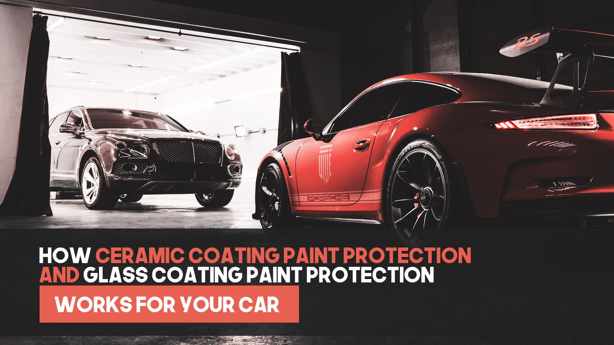 How Ceramic Coating Paint Protection And Glass Coating Paint Protection Works For Your Car Ceramic Coating Car Paint Protection