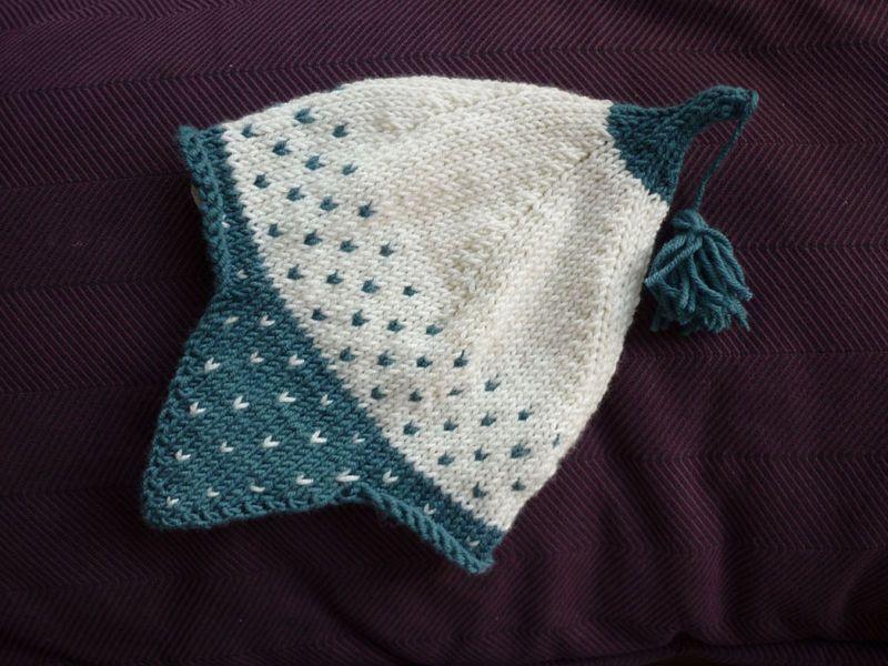 dcb8e364fe2 modèle tricot bonnet peruvien bébé gratuit ...