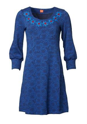 Flot blomsterkjole du Milde Moonlighting Marion dress