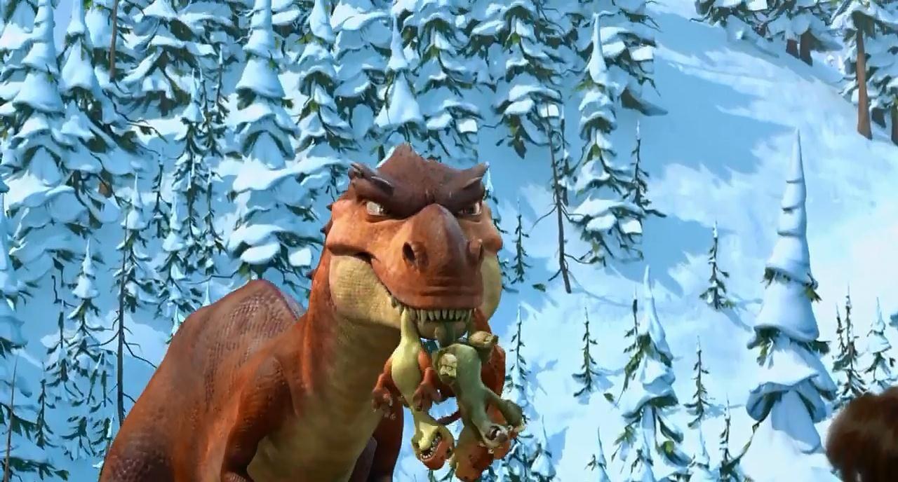 предстоит ледниковый период эра динозавров картинки героев данный