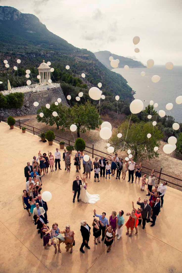 Bezaubernde Hochzeitslocation Mallorca // Wonderful wedding venue in Majorca