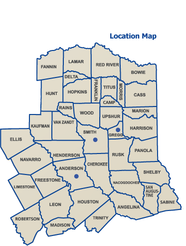 Map Of Northeast Texas Cities.Map Of Northeast Texas Counties Business Ideas 2013