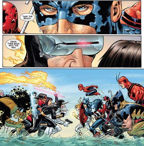 The Last Of Earth Left To Discover Marvel Comics Art Comics John Romita Jr