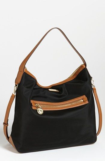 33ed22c94360 MICHAEL Michael Kors  Kempton - Large  Nylon Satchel available at  Nordstrom