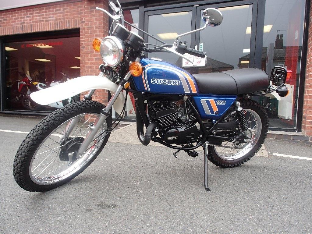 1984 Suzuki TS125 125 N - Image 3 | motorcycle | Honda