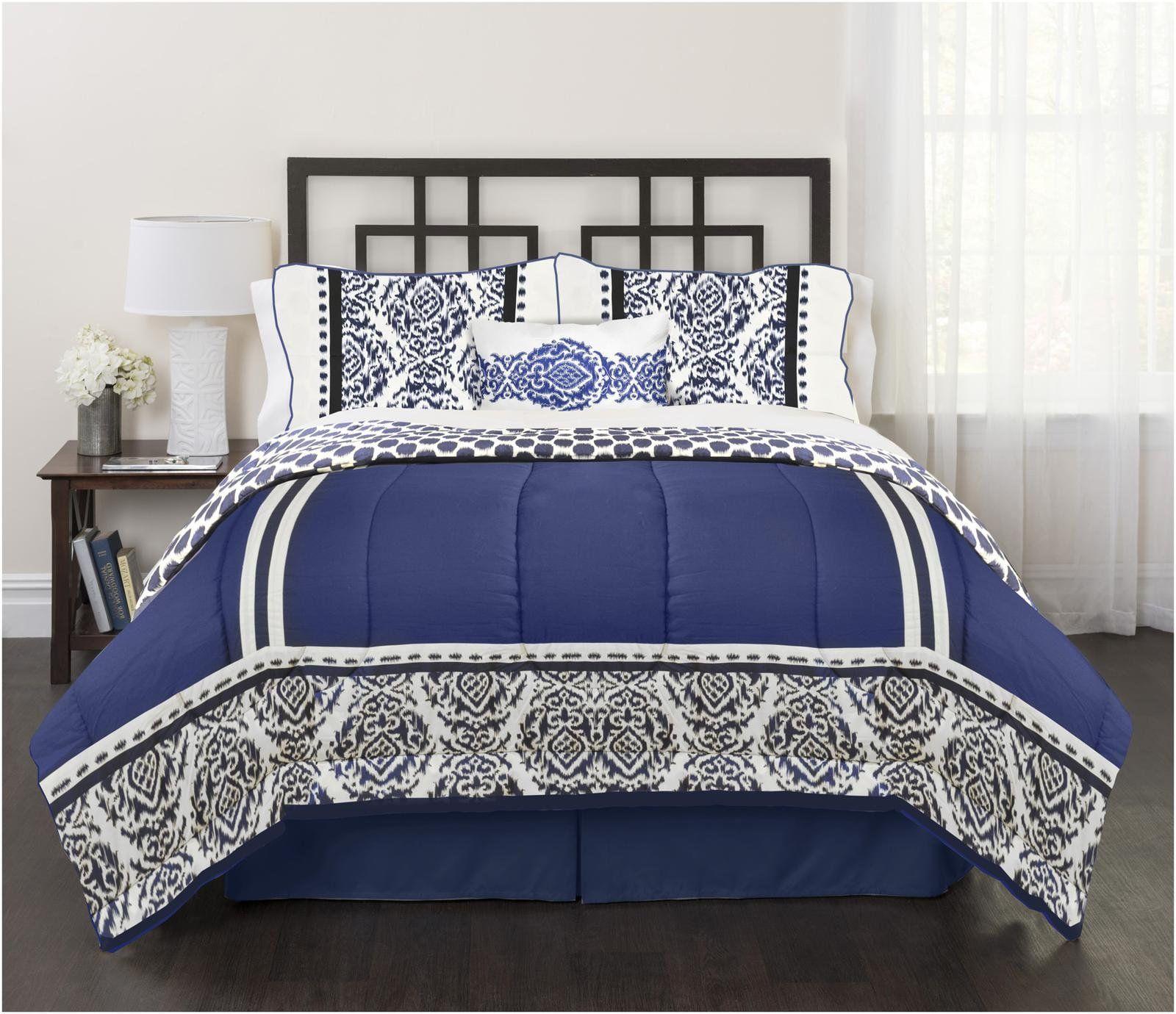 Stylehouse India Loft Bedding 4PC Set - Queen - 4