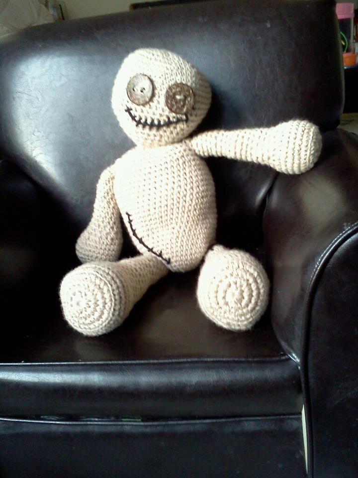 Ravelry: Voodoo dolls pattern by Vanja Grundmann | 960x720