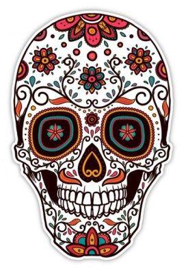 50 Diseños De Catrinas Y Bocetos Para Tatuajes De Calaveras
