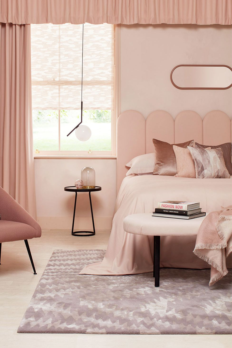 27 Lovely Bedroom Colors That Ll Make You Wake Up Happier Pink Bedroom Walls Best Bedroom Colors Pink Bedrooms Master bedroom ideas pink
