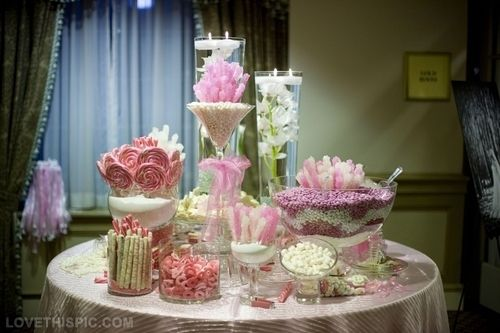 Party Candy Buffet Pictures, Photos, and Images for Facebook, Tumblr, Pinterest, and Twitter