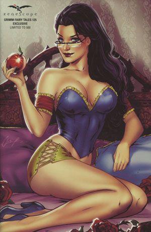 Grimm Fairy Tales #125 Cover G Zenescope Exclusive Elias - grimm küchen rastatt