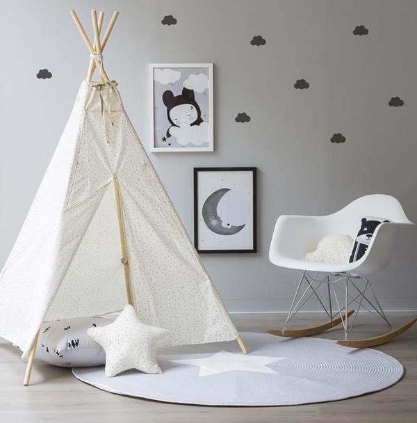 Ideas para decorar una habitaci n infantil con estilo for Habitaciones decoracion nordica