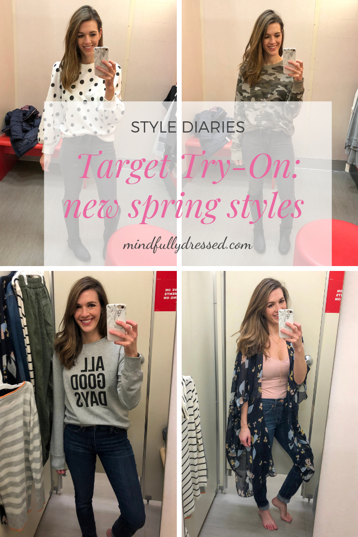 Target Try On New Spring Styles Target Clothes Spring Fashion Spring Outfits Women