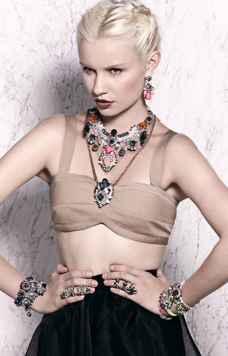 u shourouk product jewellery pinterest campaign jewel and