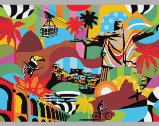 Discover the Brazilian Pop Art Artist Lobo   Lobo Pop Art