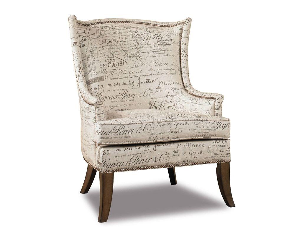 Hooker Furniture Living Room Paris Accent Chair 200-36-062 | Lennar ...