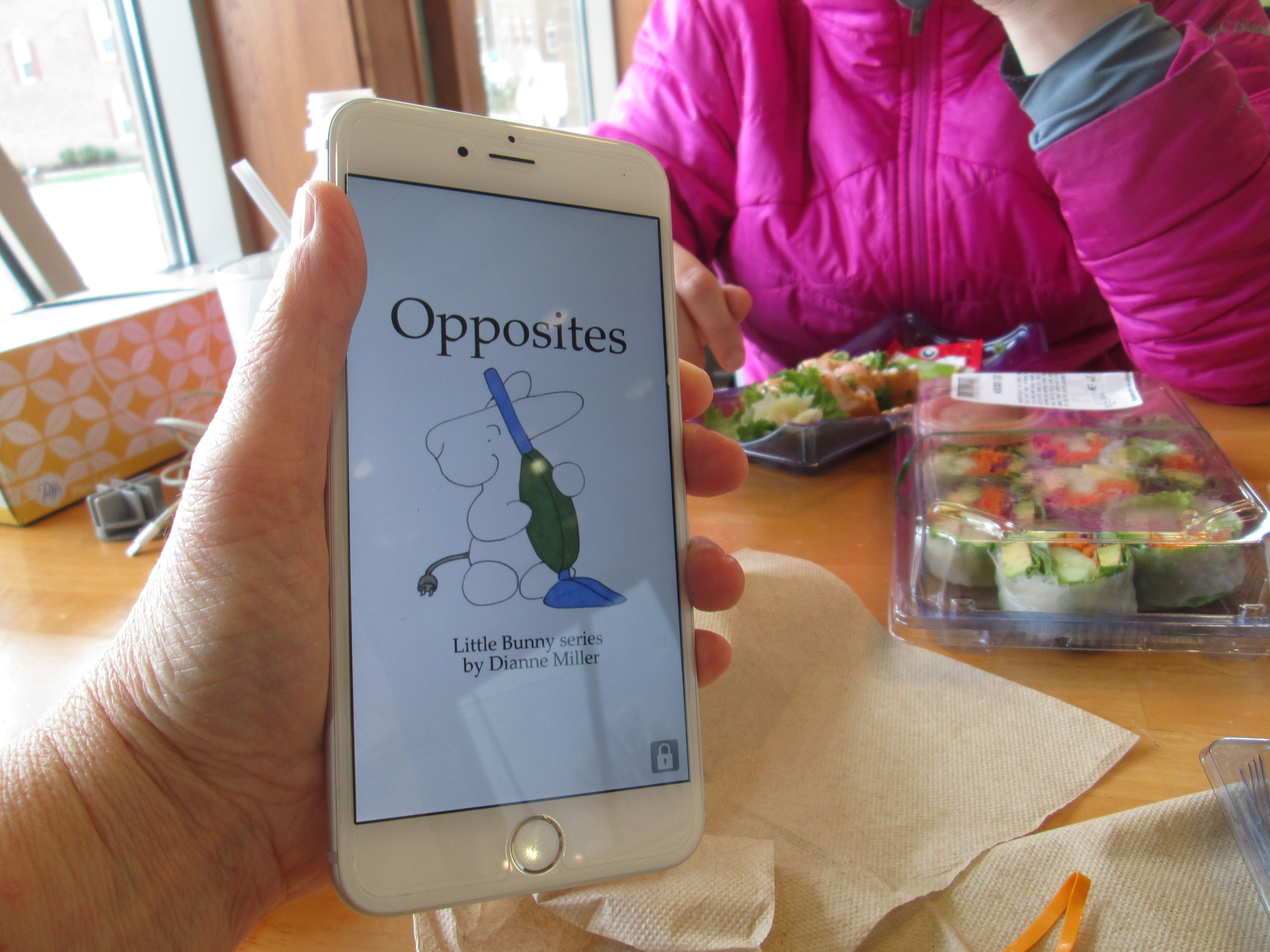 Read Little Bunny Ebooks Wherever You Are With Your Little