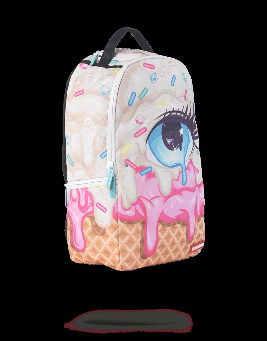 Sprayground Left Eyescream Backpack Girly Bags Girl Backpacks Sprayground