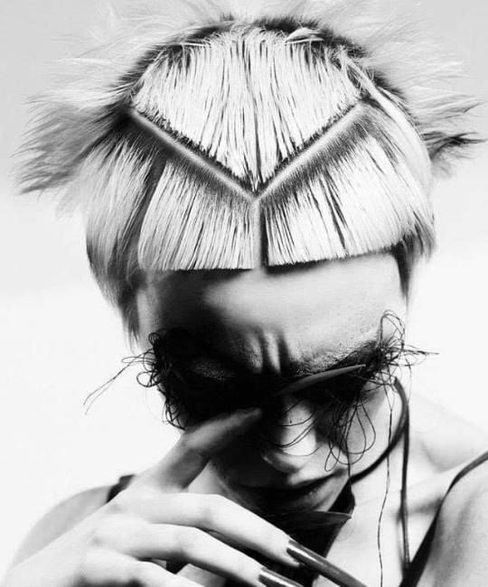 Pin by Brix Arcana on Hirsute in 2019 Cheveux, Cheveux